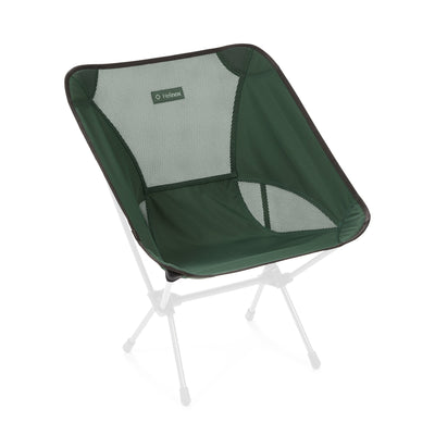 Helinox  Chair One Replacement Seat: Forest Green