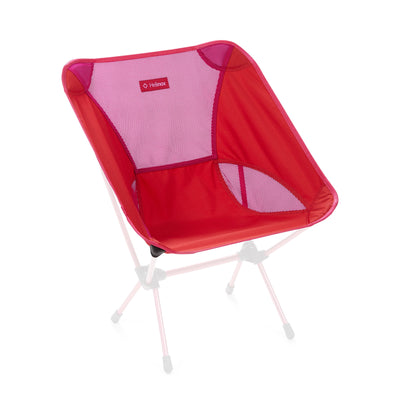Helinox  Chair One Replacement Seat: Red Block