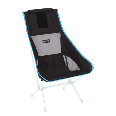 Helinox  Chair Two Replacement Seat: Black