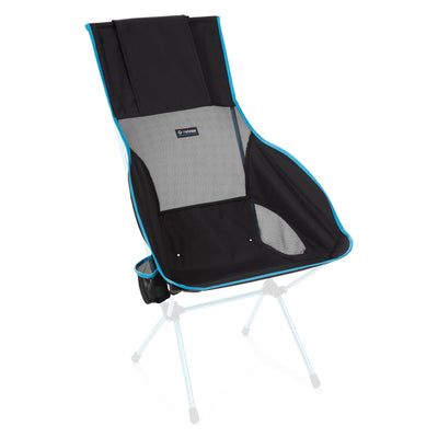 Helinox  Savanna Chair Replacement Seat: Black