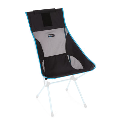 Helinox  Sunset Chair Replacement Seat: Black