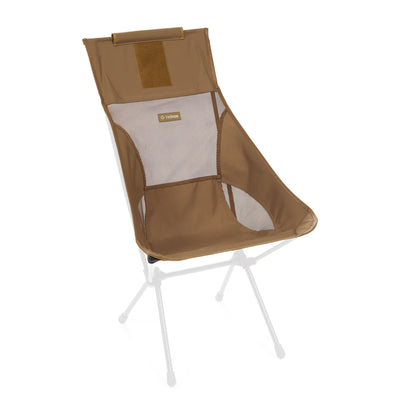 Helinox  Sunset Chair Replacement Seat: Coyote Tan