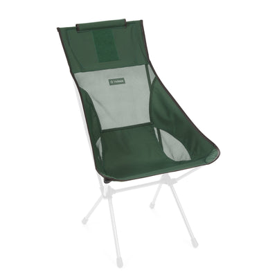 Helinox  Sunset Chair Replacement Seat: Forest Green