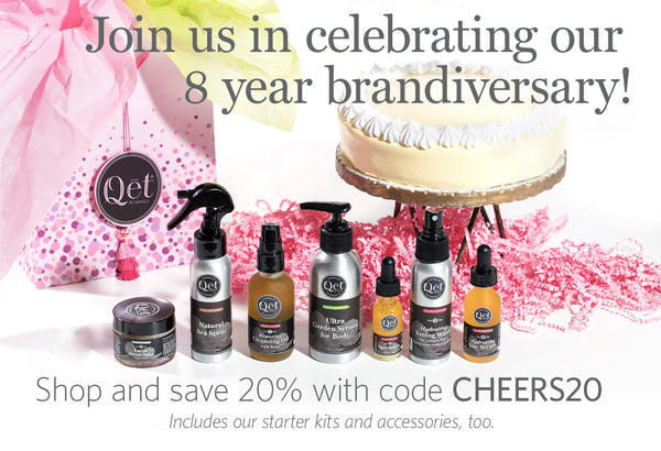 🎂  Celebrating our 8 Year Brandiversary and a BIG Sale ~ Join Us!