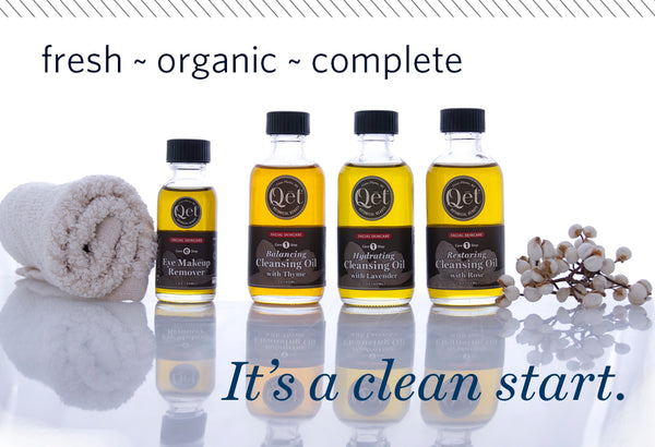 Qēt Botanicals New Year fresh beauty
