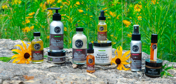 Qēt Botanicals plant-based natural skincare
