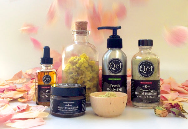 Qēt Botanicals fall beauty