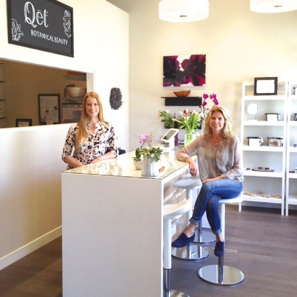 Qēt Botanicals new lab & skin studio is open