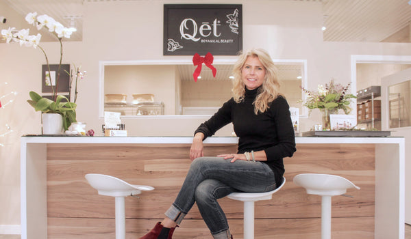 Qēt Botanicals feature San Clemente Lifestyle Magazine