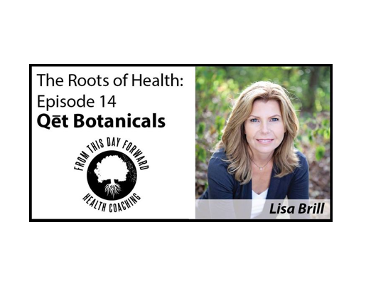 Qēt Botanicals clean Lisa interview with Meredith