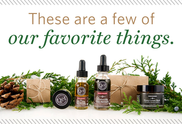 Qēt Botanicals's favorite in small packages