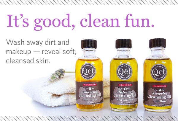 Qēt Botanicals healthy cleanser