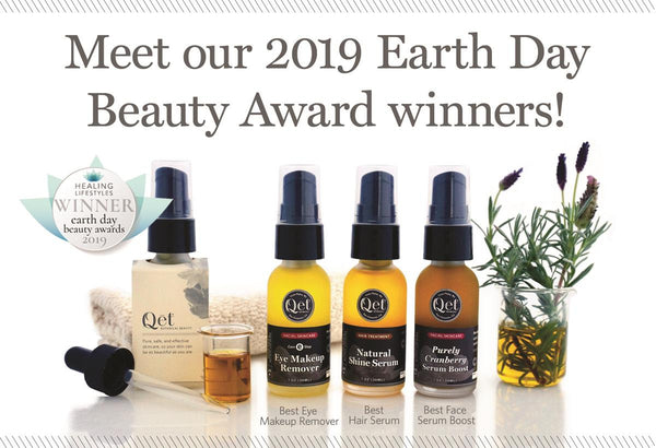 Meet Our 2019 Earth Day Beauty Award Winners!