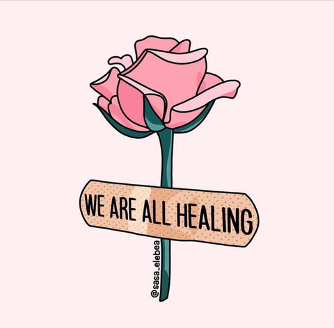 "Qet Botanicals ""We're All Healing"" image"