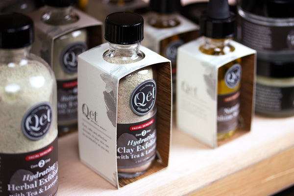 Qēt Botanicals clean beauty Awarded for sustainability