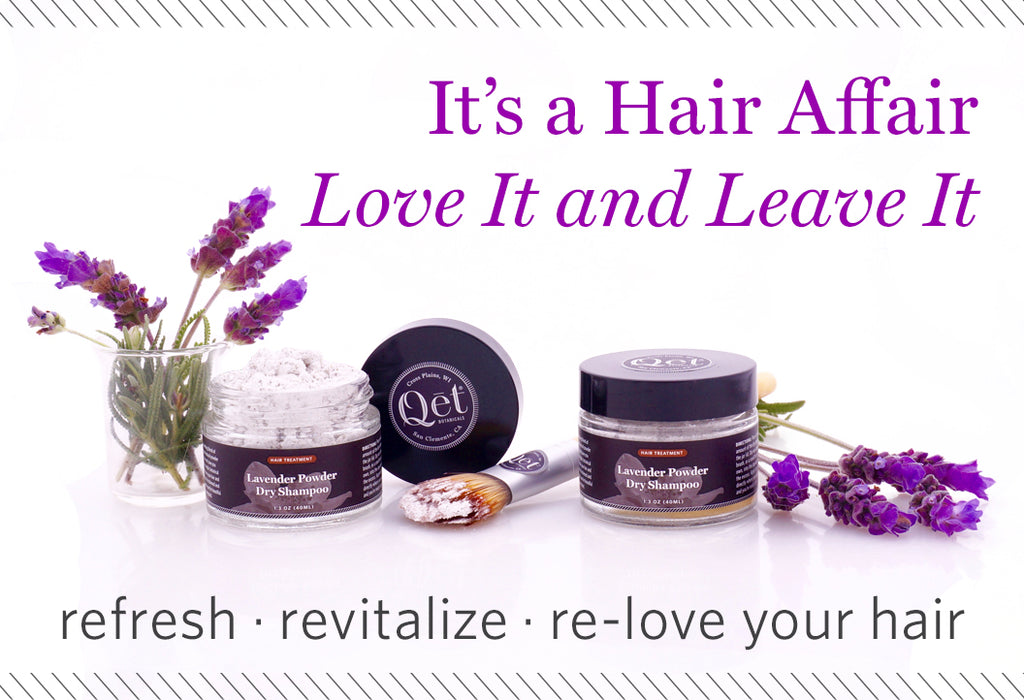 Qēt Botanicals Hair affair