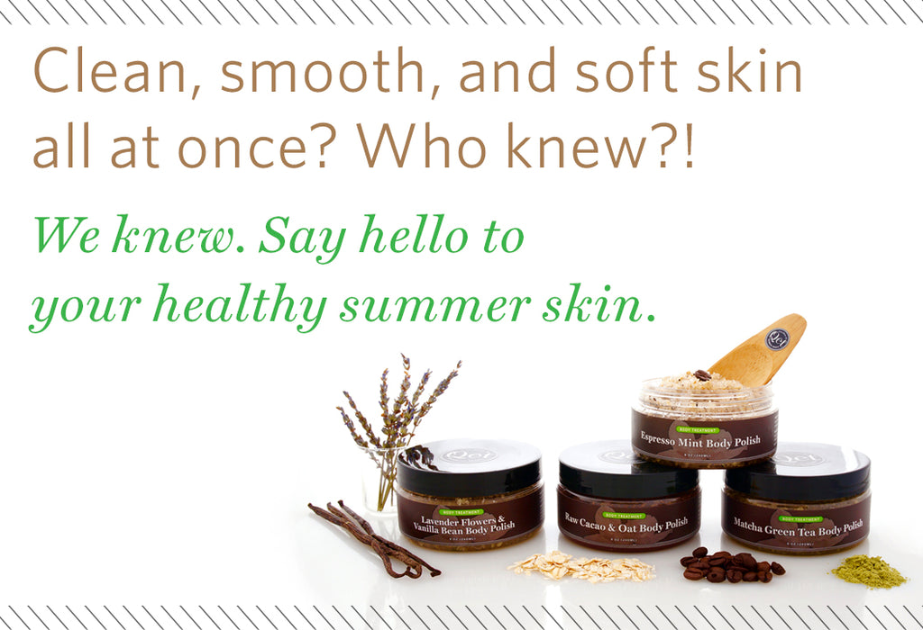 Qēt Botanicals healthy summer skin