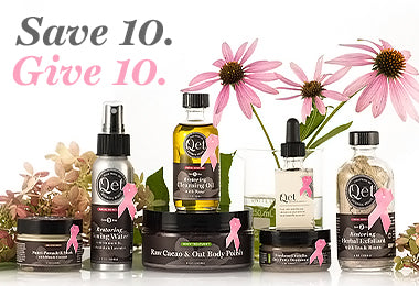 Qēt Botanicals breast cancer research