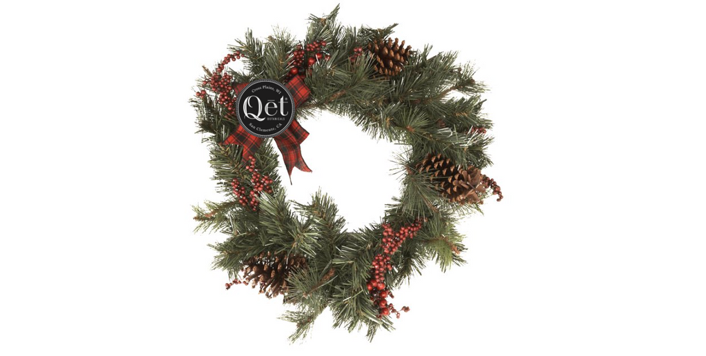 Qēt Botanicals happy holidays
