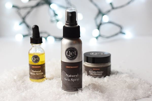 Qēt Botanicals natural hair care