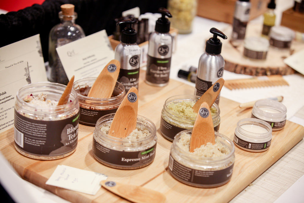 Qēt Botanicals Madison's Well Expo