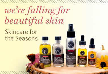 Qēt Botanicals autumn beauty