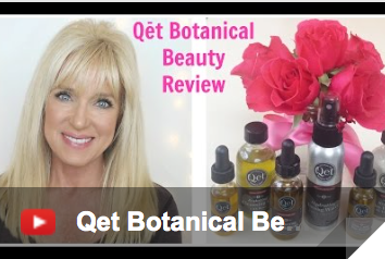 Qēt Botanicals healthy beauty brand