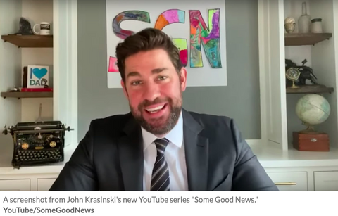 "Qet Botanicals shares John Krasinski's ""Some Good News"""