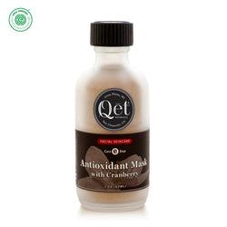 Qēt Botanicals | Antioxidant Mask with Cranberry