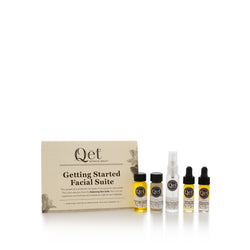 Qēt Botanicals | Getting Started Facial Suite Kit