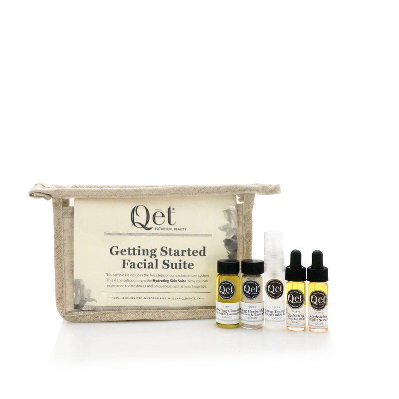 Getting Started Facial Suite Kit