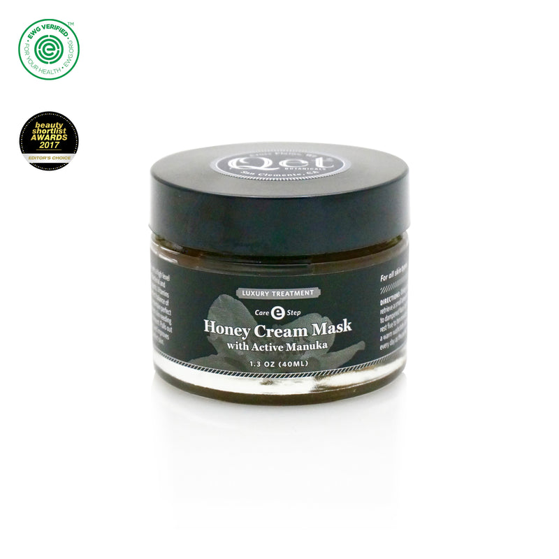 Honey Cream Mask with Active Manuka