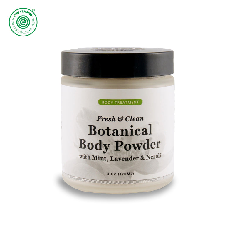Qēt Botanicals | Botanical Body Powder