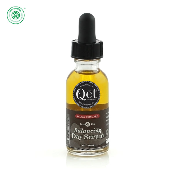 Qēt Botanicals | Balancing Day Serum
