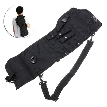 Tactical Rifle Gun Case Scabbard Military Hunting Shoulder Bag Pouch Waterproof