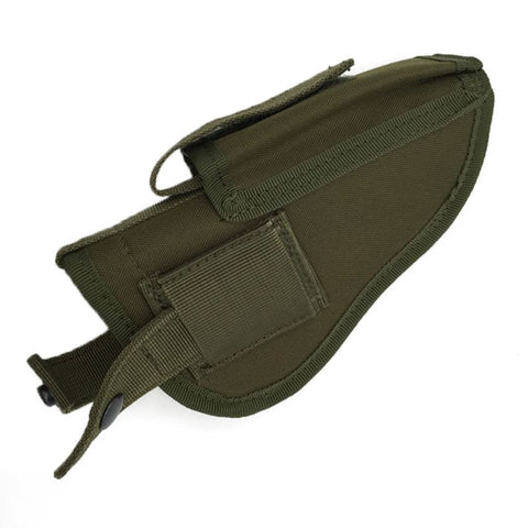 Outdoor Tactical Gun Holster Military Airsoft Hunting Belt Holster Right Left Interchangable Holster Case Military Gear