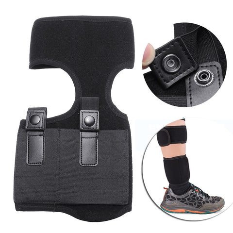 Concealed Carry Ankle Gun Holster Leg Right Left Pouch For LCP 380 LCP LC9 9mm