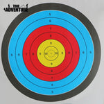 Bow Arrow Gauge 60*60CM Gadgets Shooting Target Paper 60*60CM Archery Targets 60*60CM Hunting Accessories Profession