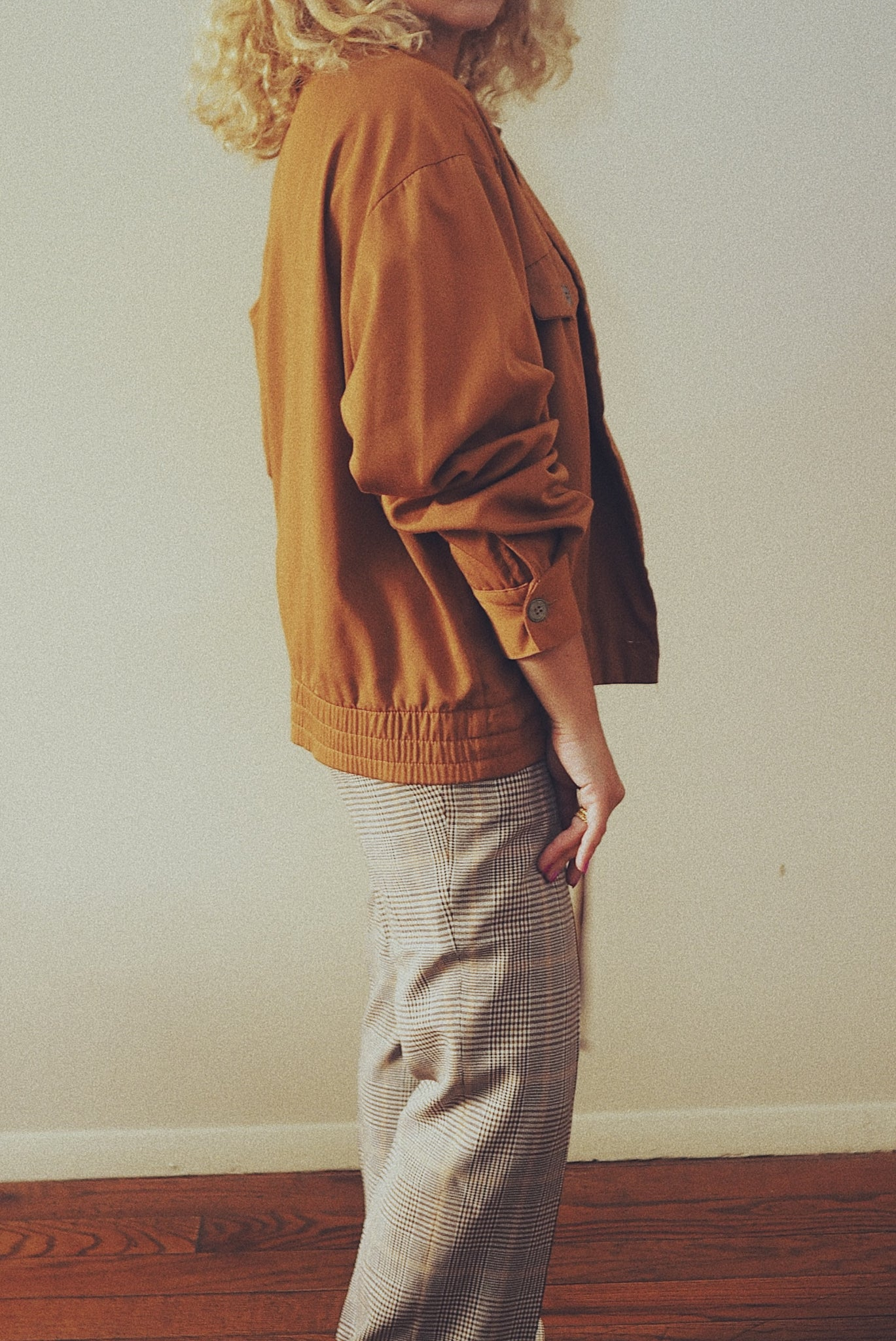 Vintage Brown Jacket