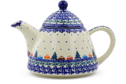 Tea or Coffee Pot - 4 1/2 cup