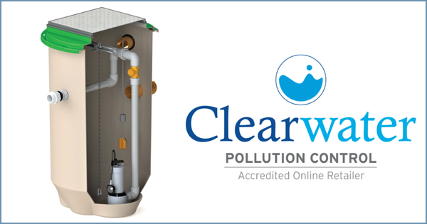 Clearwater Sewage Pump Station CWP