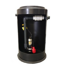 Load image into Gallery viewer, 300S Sewage Pumping Station (300ltr) 6m Lift