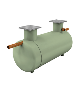 Clearwater Septic Tank 12,000L