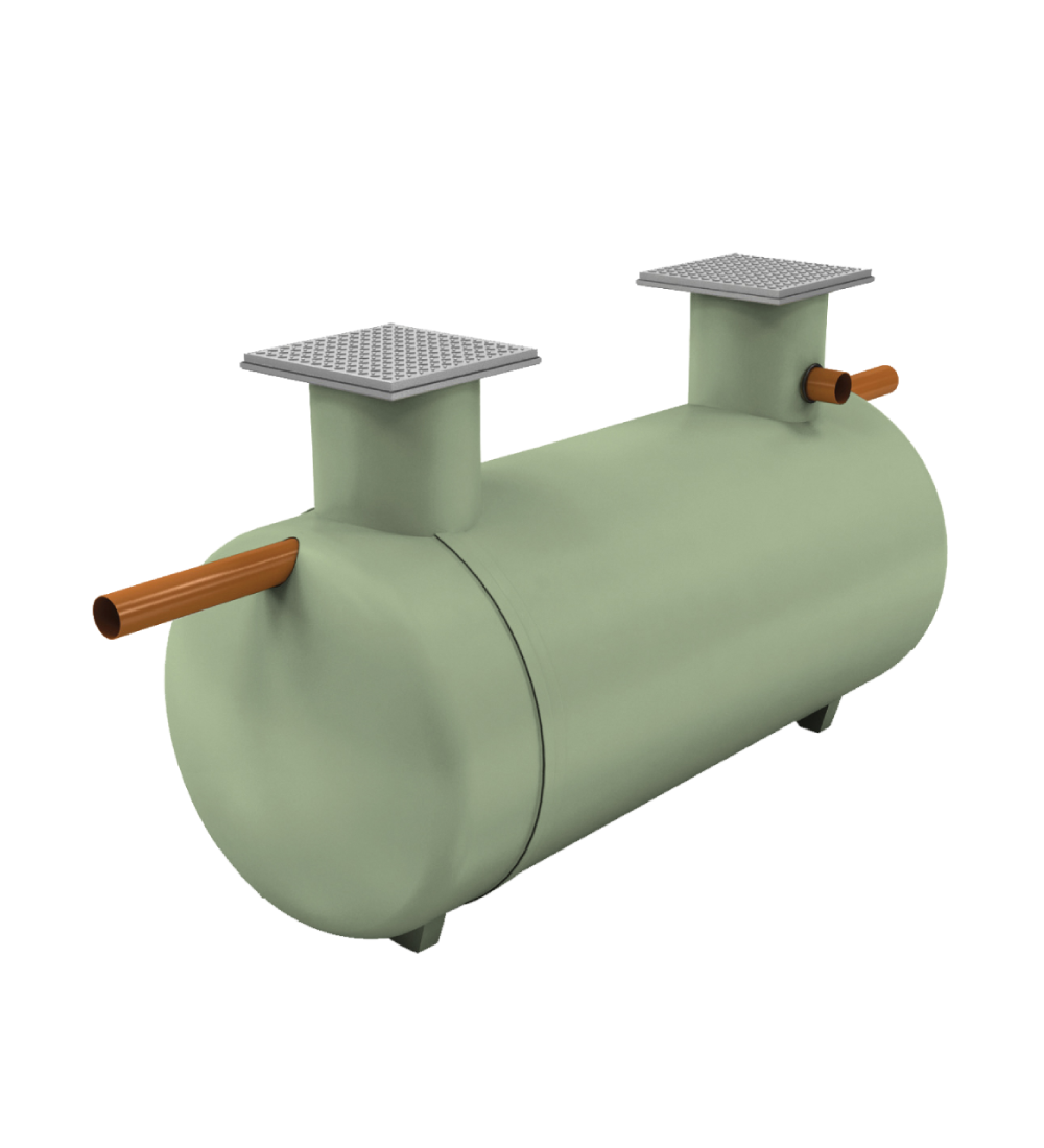 Clearwater Septic Tank 18,000L