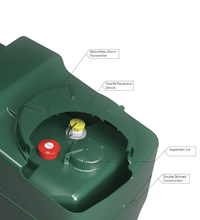 Load image into Gallery viewer, Titan EcoSafe 2500L Bunded Oil Tank - ES2500