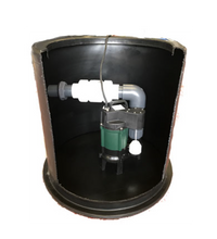 Load image into Gallery viewer, Z190 - Domestic Sewage Pumping Station (190ltr) 6m Lift