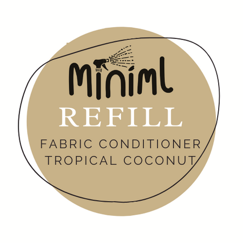 Fabric Conditioner Refill - Tropical Coconut - per 50ml