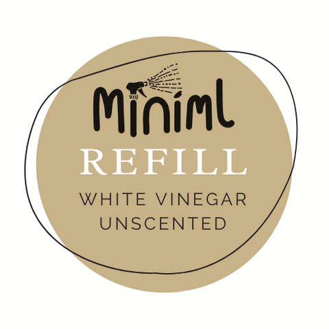 White Vinegar Refill - Unscented - per 50ml