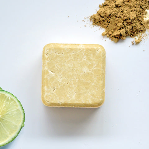 ZWP 2in1 Shampoo Bar - Dry and Curly Hair