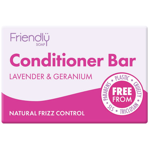Friendly Conditioner - Lavender and geranium